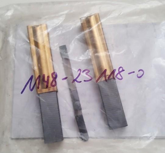 KIT Kohlebürsten f. Globaltek (11,2x7,5mm)