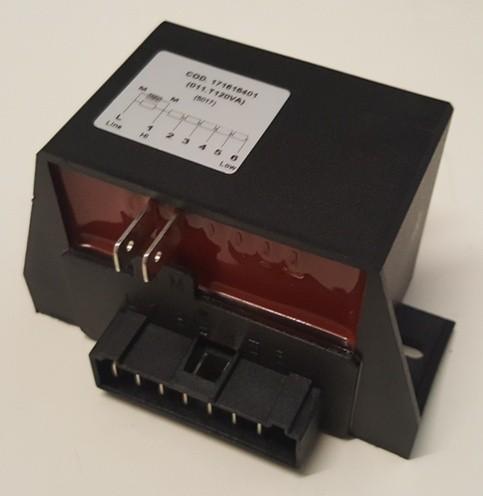 Trafo Drehzahlregler für FanCoil Motoren