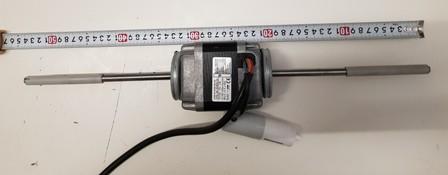 Fan Coil Gebläsemotor mit 2 Wellen (510mm)