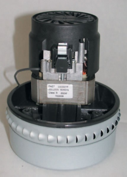 Staubsaugermotor 850Watt (2Turbinenräder)