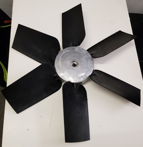 Axiallüfterrad - Durchmesser 710mm