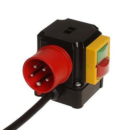 Schalter/Stecker mit Elektronischer Bremse (4KW)