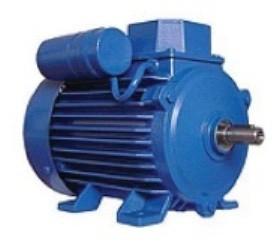 230V Einphasenmotor 1,1KW 3000Upm