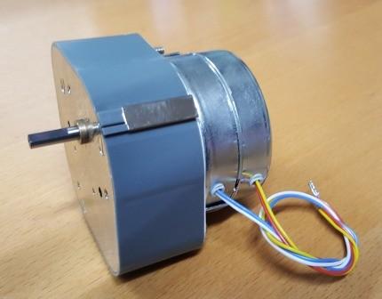 Synchrongetriebemotor 2Drehrichtungen 230V 1,5Upm