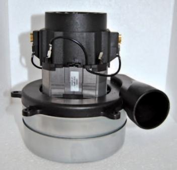 Staubsaugermotor 1150Watt (2Turbinenräder)