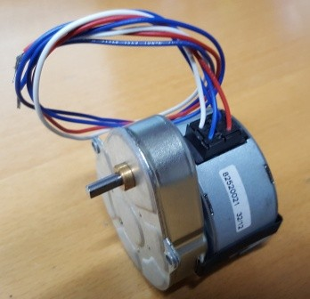 Synchrongetriebemotor 230V 10Upm