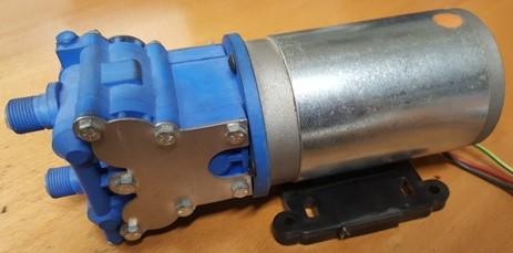 Membranpumpe 230V - 10bar