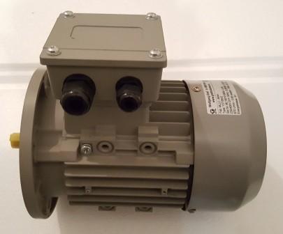 Drehstrommotor 0,25KW 870U/min