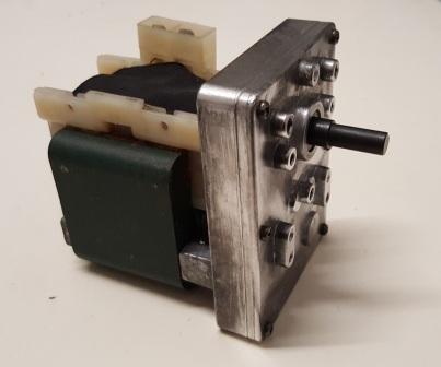 Getriebemotor 230V 20Upm