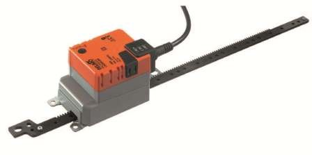 230V Linearantrieb 150Nm (Hublänge 300mm)