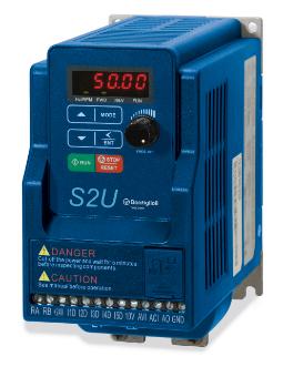 Frequenzumrichter 1,5KW mit Filter