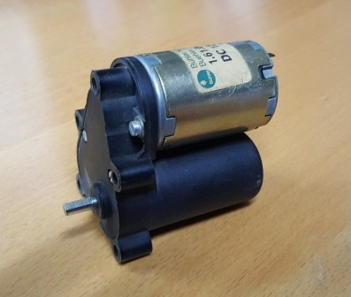 Miniaturgetriebemotor 12V 5,5Umin