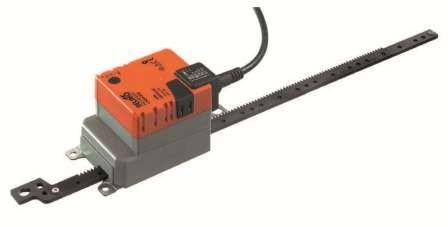 24V DC/AC Linearantrieb 150Nm (Hublänge 300mm)