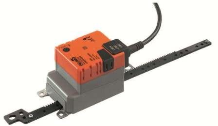 230V Linearantrieb 150Nm (Hublänge 200mm)