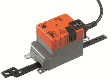 230V Linearantrieb 150Nm (Hublänge 100mm)