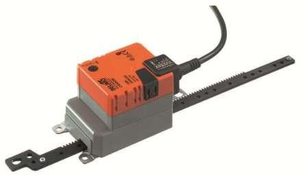 24V DC/AC Linearantrieb 150Nm (Hublänge 200mm)