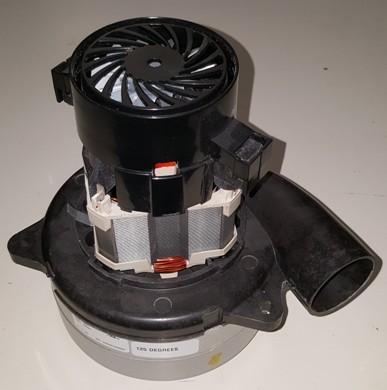 Staubsaugermotor 1400Watt (2Turbinenräder)