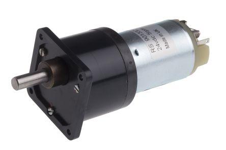 12V DC Getriebemotor 260UpM 70mNm