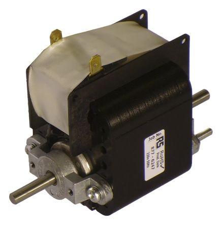 Spaltpolmotor - 230V 26Watt 2850Upm