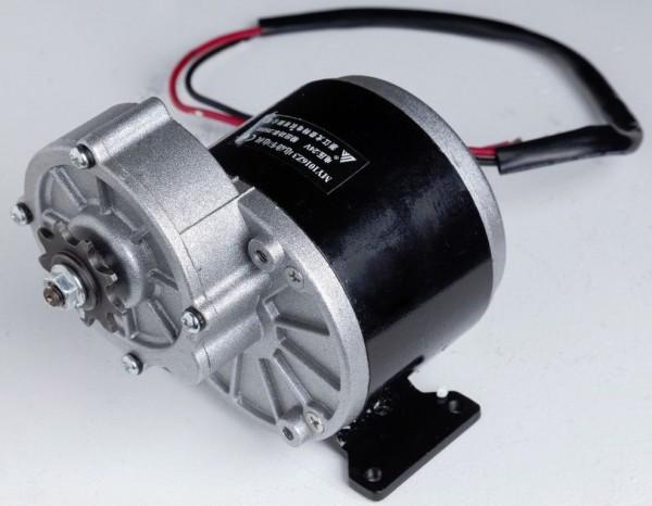 36V DC Getriebemotor 330UpM 350W