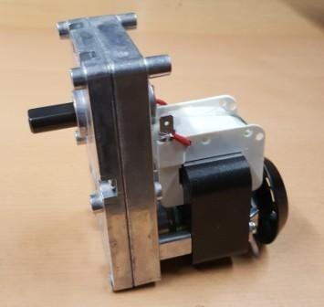 230V Getriebemotor 5,5Upm 13,5Watt
